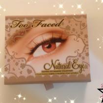 Too faced Natural eye