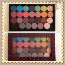 Make Up Geek Z palette