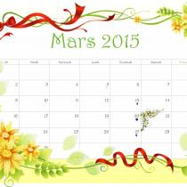 Cal mars15