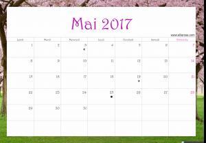mai 2017 calendrier ellia rose paysage